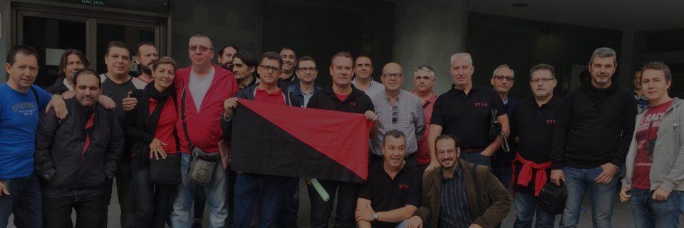 Despido de nuestro afiliado Antonio Díaz